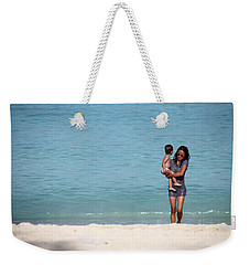 Weekender Tote Bag featuring the photograph Monocee by Jez C Self