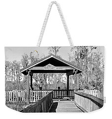 Monochrome Osprey Overlook Shelter Weekender Tote Bag