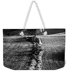 Monochrome Valley Weekender Tote Bag