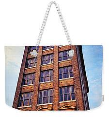 Monolithic Weekender Tote Bag