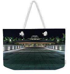 Monona Terrace Weekender Tote Bag