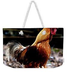 Monsieur Coq  Weekender Tote Bag