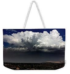 Monsoon Weekender Tote Bag