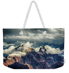 Monsoon Clouds Grand Canyon Weekender Tote Bag