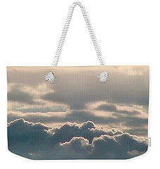 Monsoon Clouds Weekender Tote Bag