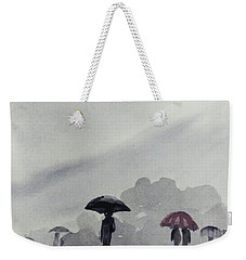 Monsoons Weekender Tote Bag