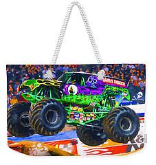 Monster Jam Grave Digger Weekender Tote Bag