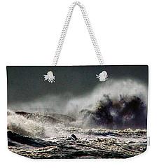 Monster Of The Seas Weekender Tote Bag