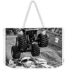 Monster Truck 2b Weekender Tote Bag