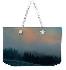Mont Tremblant Vista Weekender Tote Bag by Jim Vance