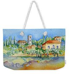 Montacatini Alto Weekender Tote Bag