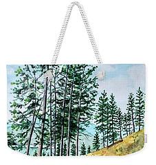 Montana Lake Como Trail Weekender Tote Bag