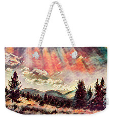 Montana Magic  Weekender Tote Bag