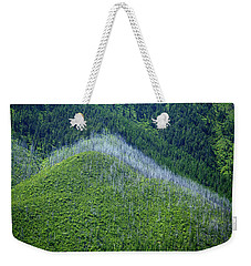 Montana Mountain Vista #4 Weekender Tote Bag