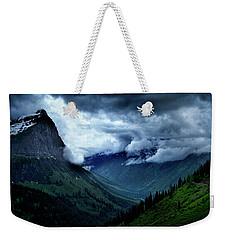 Montana Mountain Vista Weekender Tote Bag