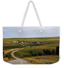 Montana Ranch 3 Weekender Tote Bag