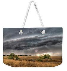 Montana Storm Weekender Tote Bag