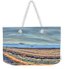 Montana View Mirror Weekender Tote Bag