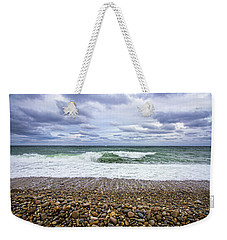 Montauk Shore Break Weekender Tote Bag