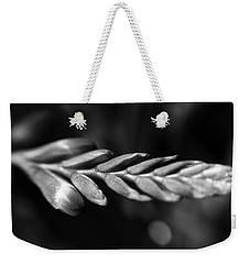 Weekender Tote Bag featuring the photograph Montbretia  by Keith Elliott