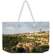 Montepulciano Weekender Tote Bag by Yuri Santin