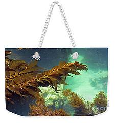 Monterey Bay Seaweed Weekender Tote Bag