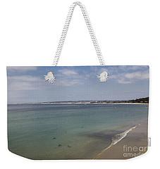 Monterey Bay Weekender Tote Bag by Suzanne Luft