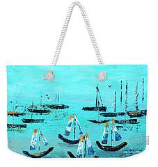 Monterey Boats Weekender Tote Bag