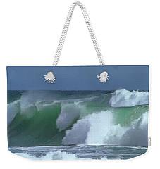 Monterey Surf Weekender Tote Bag