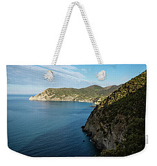 Monterosso And The Cinque Terre Coast Weekender Tote Bag