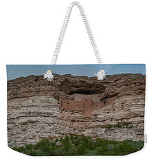 Montezumas Castle Weekender Tote Bag