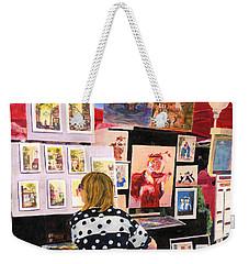 Montmartre Circa 1977 Weekender Tote Bag