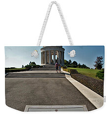 Montsec American Monument Weekender Tote Bag by Travel Pics