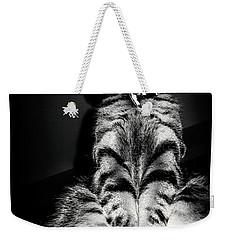 Monty Our Precious Cat Weekender Tote Bag