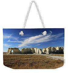 Monument Rock Afternoon  Weekender Tote Bag