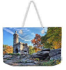 Monument To The 44th Weekender Tote Bag