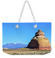 Monument To Time Weekender Tote Bag