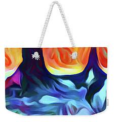 Monument Valley Weekender Tote Bag by David Hansen