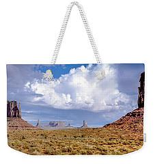 Monument Valley Mittens Weekender Tote Bag