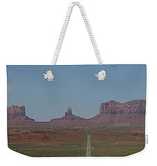 Monument Valley Navajo Tribal Park Weekender Tote Bag
