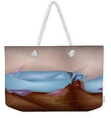 Monumental Morning Weekender Tote Bag