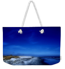 Mood Of A Beach Evening - Jersey Shore Weekender Tote Bag