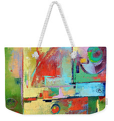 Mood Swing Weekender Tote Bag