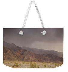 Moods Of Death Valley National Park Weekender Tote Bag