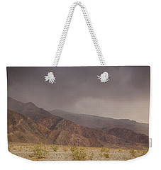 Moods Of Death Valley National Park Weekender Tote Bag