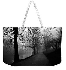 Moody And Misty Morning Weekender Tote Bag