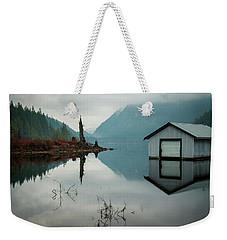 Moody Reflection Weekender Tote Bag