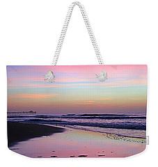 Moody Sunrise Weekender Tote Bag