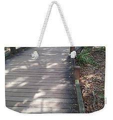 Mooloolaba Path Weekender Tote Bag