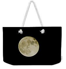 Moon 1 Weekender Tote Bag